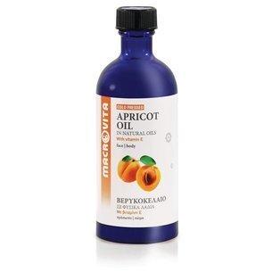 MACROVITA APRICOT OIL in natural oils with vitamin E 100ml