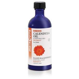 MACROVITA CALENDULA OIL in natural oils with vitamin E 100ml