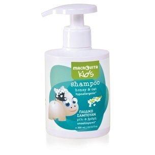 MACROVITA KIDS shampoo for kids honey & oat 300ml