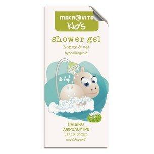 MACROVITA KIDS shower gel for kids honey & oat 5ml (sample)