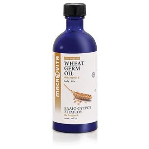 MACROVITA WHEAT GERM OIL in natural oils with vitamin E 100ml