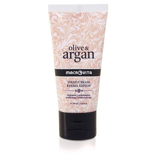MACROVITA OLIVE & ARGAN HAND CREAM anti-spot 100ml
