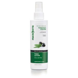 MACROVITA Lotion für das Gesicht mit Bio-Olivenöl und Bio-Ringelblume ätherisches Öl 200ml