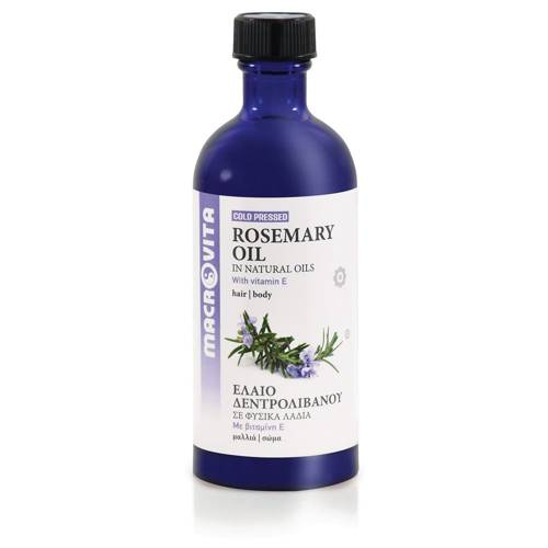 MACROVITA ROSEMARY OIL in natürlichen Ölen with vitamin E 100ml